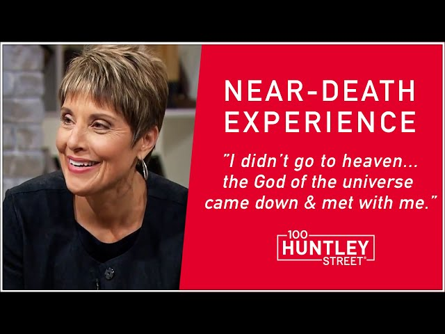 Near-Death Experience put Her Face-to-Face with God