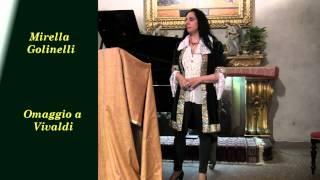 Mirella Golinelli- Salve Regina  - R.V.616 - A.Vivaldi