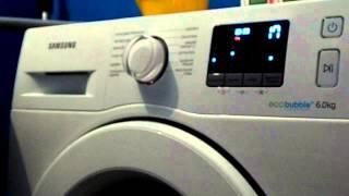 видео Стиральная машина Самсунг