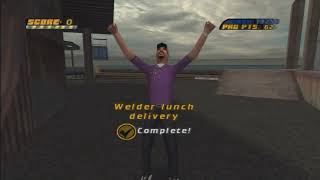 Xbox Longplay [029] Tony Hawks Pro Skater 4 (part 2 of 2)