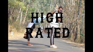 Nawabzaade -High Rated Gabru | BEST Dance Choreography | AUM DANCE FAMILY