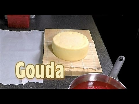 How to make Gouda