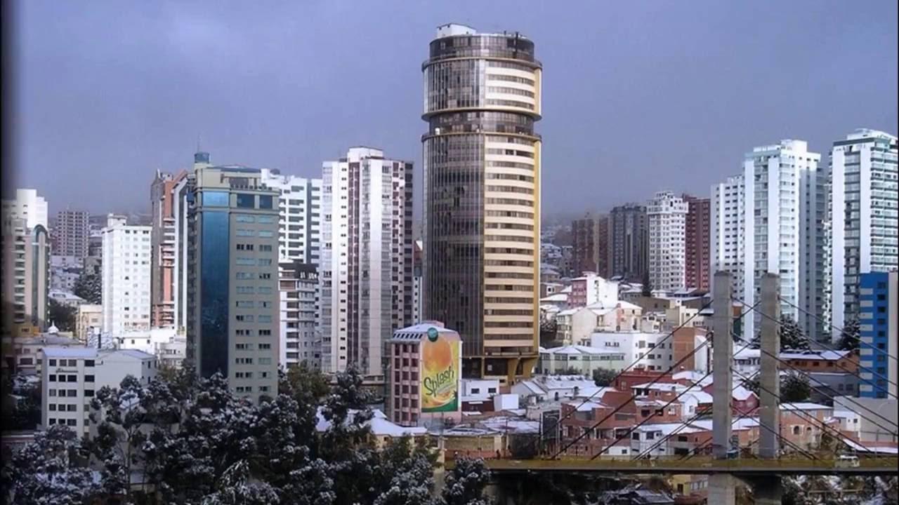 LOS 10 EDIFICIOS MAS ALTOS DE BOLIVIA