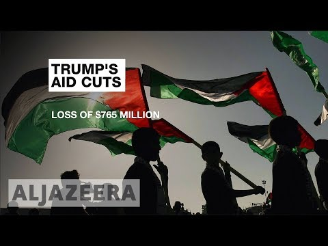 Trump threatens US aid cuts for Palestinians over Jerusalem 🇵🇸