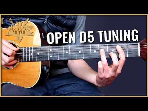 best-open-tunings-for-acoustic-guitar---open-d5-tuning-guitar-lesson