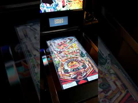 Example of Ghost Nudge on the Williams Arcade1up Virtual Pinball from Dread Pirate Roberts