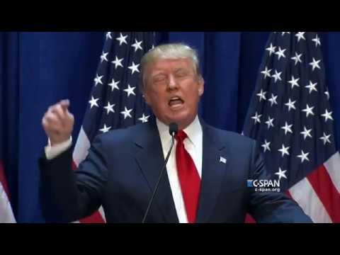 Trump - When The Man Comes Around