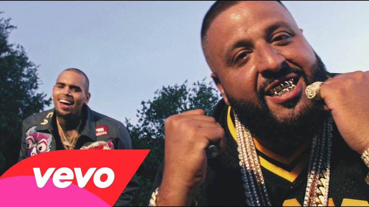Download DJ Khaled - Gold Slugs ft. Chris Brown, August Alsina, Fetty Wap (CleanVersion)