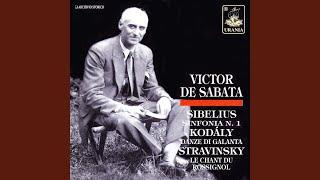 Danze di Galanta: Lento; Allegro moderato; Allegro con moto, grazioso; Allegro; Allegro vivace