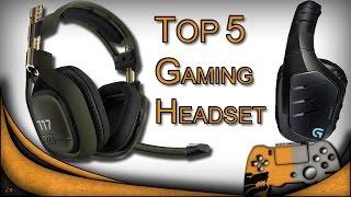 افضل 5 سماعات العاب | TOP 5 Gaming headset