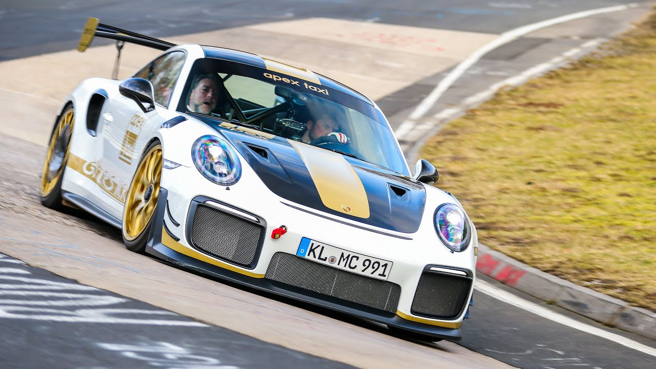 Here Is Why The Apex Taxi Porsche Gt2 Rs Mr Is Mindblowing Youtube