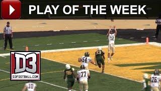 D3football.com Play of the Week: Juniata Tricks McDaniel