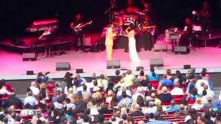 Peaches and Herb   70s Soul Jam, Greek Theatre, 7-14-2013