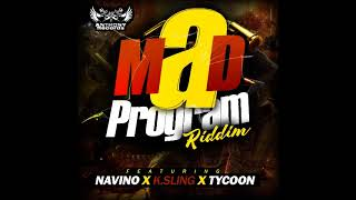 Navino - Mac 90 [Mad Program Riddim] - December 2017