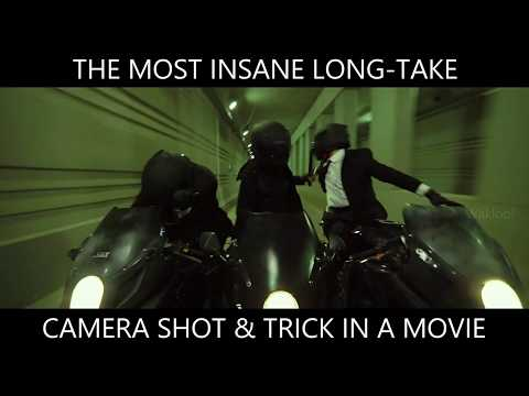 The Most Insane Long-take Camera Shot in a Motorcycle Chasing Scene (The Villainess 2017) streaming vf