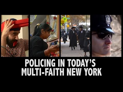Policing in Today's Multi-Faith New York