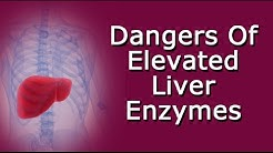 Dangers Of Elevated Liver Enzymes