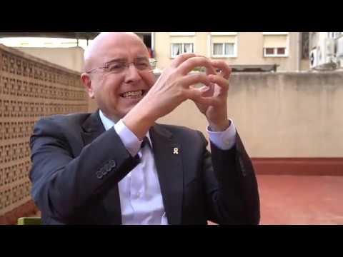 Entrevista a Joan Manuel Tresserras