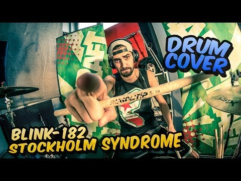 """Drum Cover """"Blink-182 - Stockholm Syndrome"""" by Otto from MadCraft"""