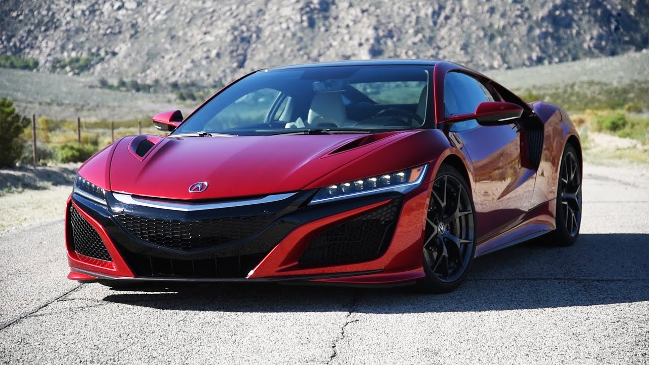 The debut of Acura NSX 2017 will be held in Los Angeles 93