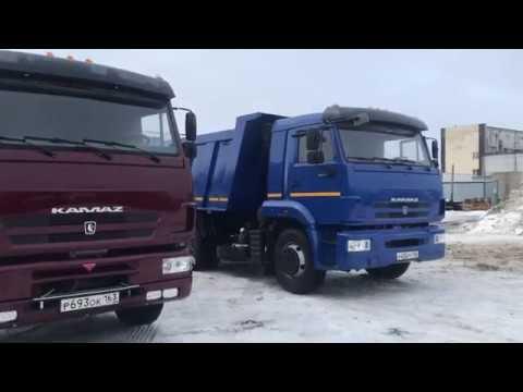 Продажа самосвалов КАМАЗ с пробегом Тел 89600519391