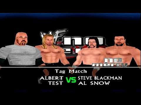 RandyManFoo's WWF No Mercy Overhaul Sims - T & A vs Head Cheese