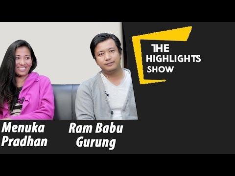 Upcoming Movie PURANO DUNGA 's Team @ THE HIGHLIGHTS SHOW | Episode 24