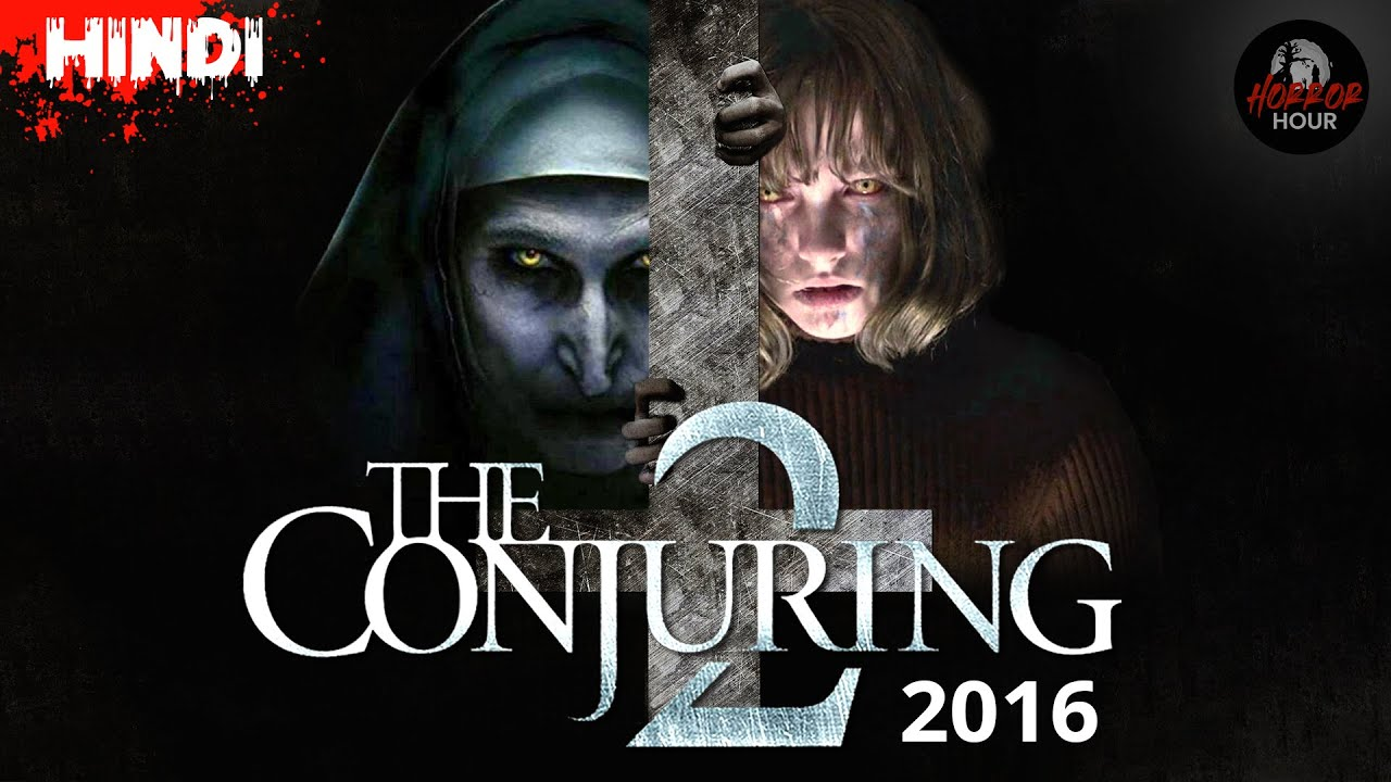 The Conjuring 2 Movie Explained | Horror Hour | Enfield Case