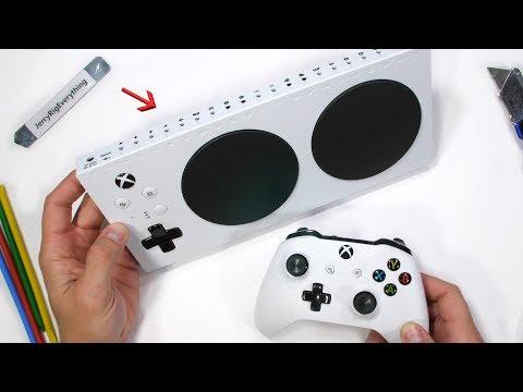 This Xbox Controller Has TWENTY Headphone Jacks?!