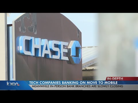 What Branch Closures Tells Us About The Future Of Banking In Austin