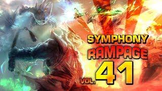 Dota 2 Symphony of Rampage 41