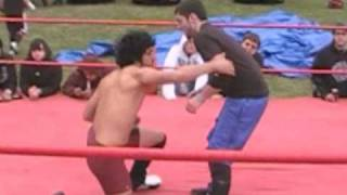 CCW Welcome to the Real World Day 2 pt. 3 MV - Joe Randa vs Shooter | Anthony Lee vs TwistedOutkast