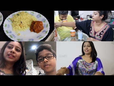 Indian Weekend Lunch Routine 2018 || My Sunday Lunch Routine || Indian Vlogger Soumali