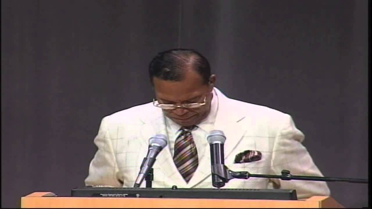 Minister Farrakhan Schools the Students at U.C. Berkeley