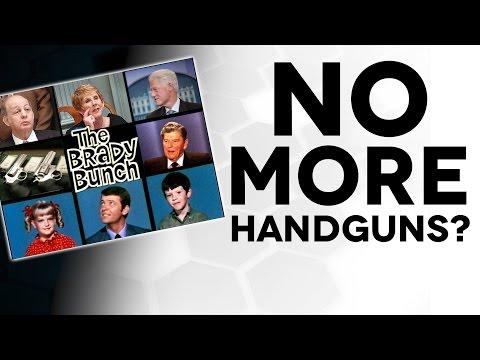 The Brady Bill (Beginnings of modern gun control) - The Legal Brief!