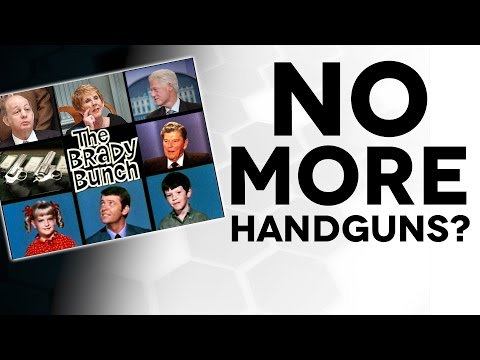 The Brady Bill (Beginnings of modern gun control) - The Legal Brief!