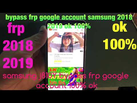 Download Samsung J8 J810y Ds 8 0 Frp Bypass Done Without Box MP3