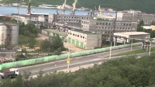 видео Оленегорск и его достопримечательности