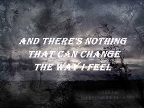Sick by Evanescence w/lyrics