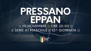 Serie A1M [12^]: Pressano - Eppan 23-28