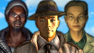 POSSIBLE FALLOUT 3 CHARACTERS IN FALLOUT 4! (Fallout 4 Returning Characters)