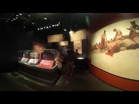 360/VR video tour of Whydah Pirate Museum