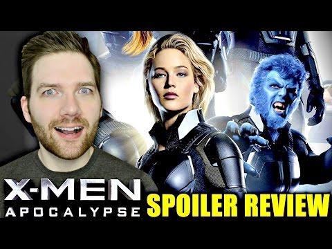 X-Men: Apocalypse - Spoiler Review