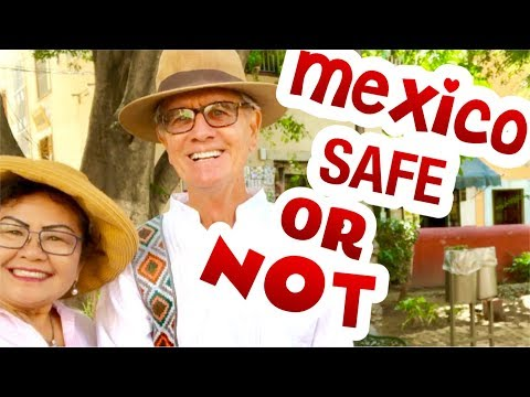 2017 Is It Safe In Mexico ? Ajijic,  Lake Chapala,  Sayulita,  Lo de Marcos, Retiring