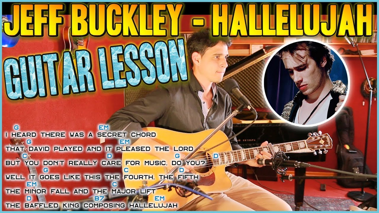 Arpeggio video school how to play hallelujah exactly like jeff arpeggio video school how to play hallelujah exactly like jeff buckley hexwebz Image collections