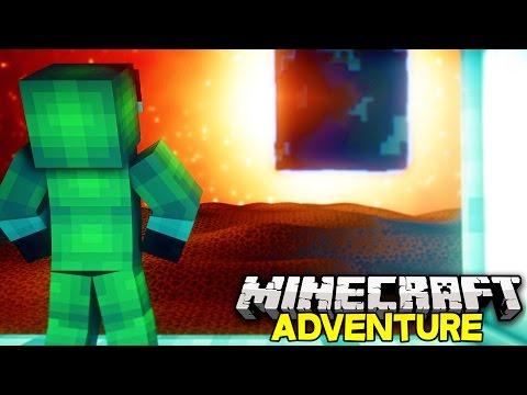 Minecraft Adventure - SAVING THE WORLD !?