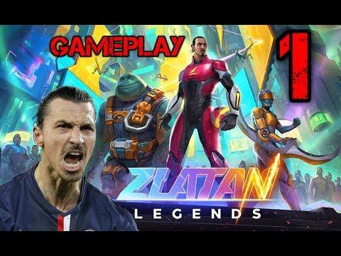 Zlatan Legends - Gameplay #1