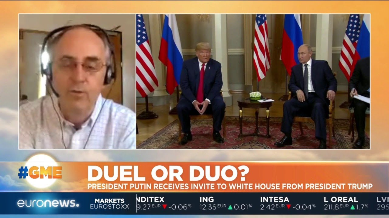 Duel or Duo? President Putin receives invite to White House from President Trump