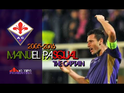 ㉓ Manuel Pasqual ● The Captain ● 11 years with ACF Fiorentina