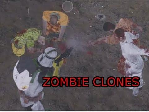 Zombie Clones and Anomalies! Arma 3 Star Wars Halloween Zeus Spook Ops